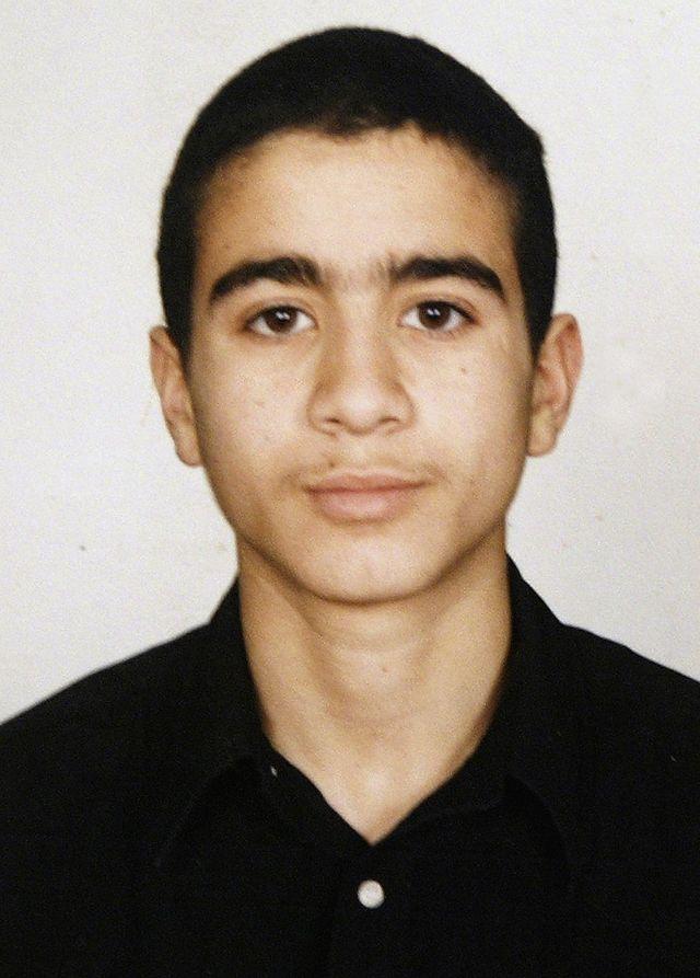 Photo d'Omar Khadr jeune – gracieuseté de sa famille