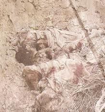 Omar Khadr après avoir été retrouvé dans les décombres.