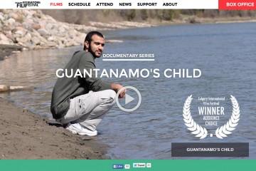 Calgary International Film Festival : Le film Guantanamo's Child présente la première entrevue avec Omar Khadr