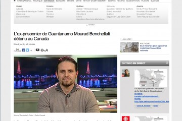 L'ex-prisonnier de Guantanamo Mourad Benchellali détenu au Canada